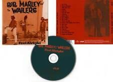 "BOB MARLEY AND THE WAILERS ""Feel Alright"" (CD) 2004"