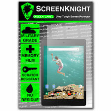 ScreenKnight HTC Google Nexus 9 FRONT SCREEN PROTECTOR invisible shield