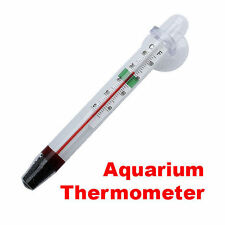 aquarium glass thermometer £1.59 FREE P+P UK SELLER 24 HOUR DISPATCH.....
