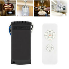 Ceiling Fan Light Lamp Controller Wireless Remote Speed Control Receiver Kit