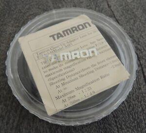 Tamron Close Up Adapter Lens 28-200 A9FB (2-1m) 72mm Tamron filter