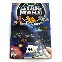STAR WARS TRILOGY PRESTO MAGIX STICK 'N LIFT PLAYSET 1997 ROSEART NEW SEALED