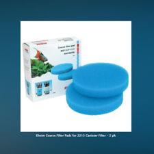 Eheim Filter Pads Classic 350 2215 Coarse Blue (2-Pack)