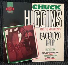 EX Chuck Higgins And The Mellotones– Pachuko Hop-Ace-Vinyl, LP, Reissue, Mono