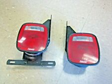 PETERBILT SIGNAL STAR LEFT & RIGHT TAIL LIGHTS TRAILER Truck Ford Cab RV #Z1