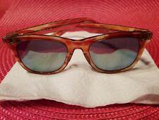 Vintage 80s Radz by Foster Grant Tortoise Sunglasses Eyeglasses Frames VGC