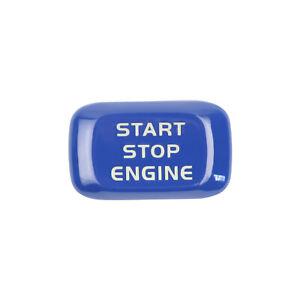Engine Start Stop Button for Volvo V40 V60 S60 XC60 S80 V50 V70 XC70 Blue Swtich