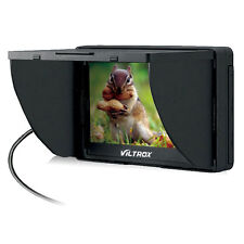 """Viltrox DC-50 5"""" HD Clip-on LCD Wide Angle  Monitor Screen for DV DSLR Camera"""