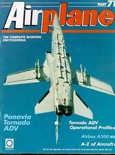 AIRPLANE 71 PANAVIA TORNADO RAF RSAF F3 AIR DEFENSE_AIRBUS INDUSTRIES A300