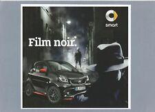 SMART  Film noir.         Car Print Ad