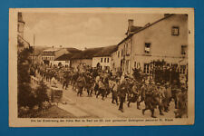 Lothringen Vogesen 88 AK CPA Ban de Sapt St. Blaise 1915 Französische Gefangene