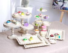 12 PCS Wedding Decoration Dessert Tray Cake Stand Holder Cupcake Pan Party Home