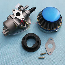 Carburetor Carb Air Filter assy Stack 49cc 47cc Mini Moto ATV Dirt pocket bike