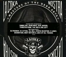 LA COKA NOSTRA - MASTERS OF THE DARK ARTS  CD NEU