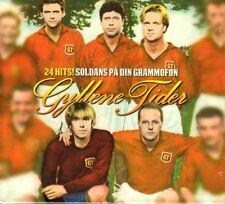 2 CD Gyllene Tider Soldans på pa din Grammofon, Per Gessle, Roxette Best of, NEU