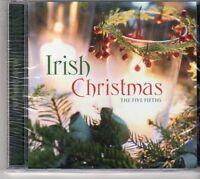 (EU400) Irish Christmas, The Five Fifths  - 2005 Sealed CD