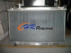 Aluminum Radiator for Nissan Fairlady 350Z Z33 Manual MT 2003-2006