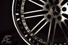 20-inch Machined Mercedes Wheels/Rims GTX-23 5x112 Lugs