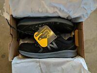 New Balance MID412B1 Men's 412 Alloy Toe Slip Resistant Black/Silver Work Shoes