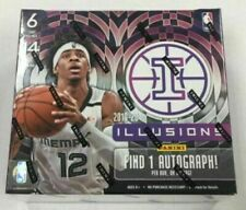 Panini 2019-20 Illusions Basketball NBA Hobby Box