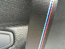 BMW E30 E36 E46 F40 F80 F20 F10 GT M Tech M Power M3 M4 ALL BMW  Only Webbing