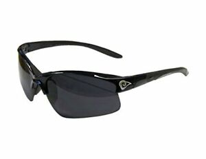 Los Angeles Rams NFL Rimless Blade Wings Sunglasses Adult Size