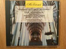 Orgelmusik des 19. & 20. Jahrhunderts. M. Pohl (O). 1 CD, ArsVivendi