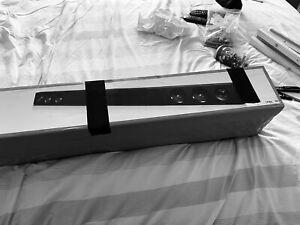 LG SK1 40W All in One Bluetooth Sound Bar - Black