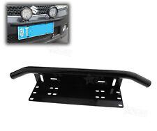 License plate frame Number Plate Bull Bar Bumper Mounting Bracket Driving Light
