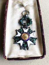 legion d'honneur Legion of Honour with a gold central disc