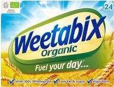Weetabix Organic Cereal (4x24 Biscuits)