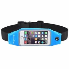 Running Belt - Se7enline Lightweight Sweatproof Large Capacity Waist Pack - Blue