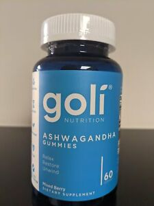 Ashwagandha Gummies by Goli Nutrition, 60 gummies