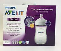 PHILIPS Avent 3 Pack 9oz Natural BPA free Baby Bottles - SCF013/37