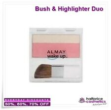 Almay, Wake Up Blush & Highlighter, #010 Pink / Rose