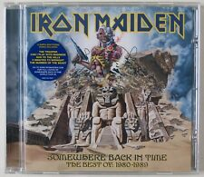 IRON MAIDEN / SOMEWHERE BACK IN TIME / THE BEST OF 1980 - 1989 / EMI 2008