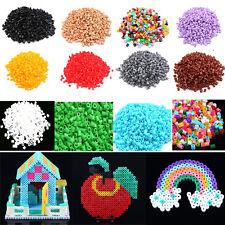 1000pcs/Pack 5MM Hama/Perler Multi Colors Beads for Kids Children DIY Handmaking