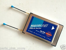 BreezeCom Breezenet PCMCIA SA-PCR Wireless 802.11 LAN Card New