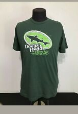 Dogfish Head Off Centered Ales for Off Centered People Adult Large Shirt Brewery