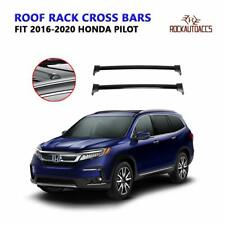 ROKIOTOEX Roof Rack Crossbars Fit 2016-2020 Honda Pilot Factory Roof Side Rails