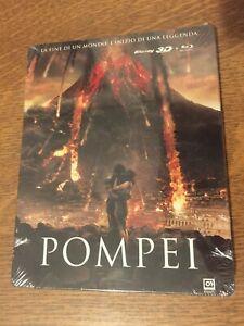 Pompei 3D - Edizione esclusiva Steelbook Blu Ray