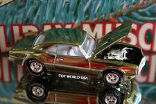 Johnny Lightning Holiday Muscle 2001 1968 Pontiac Firebird 400HO