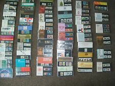 """GB 1971 to 1978 Commemorative Presentation Packs Multiple Listing - """"UPDATED"""""""