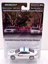 2 Car Set Green Machine &  83rd Shenandoah Apple Blossom Festival Greenlight