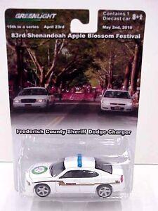 83rd Shenandoah Apple Blossom Festival Greenlight Sheriff Dodge Charger Car