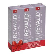 Revalid Regrowth Serum with Redensyl® 50ml -Hair Loss Treatment-PACK(2+1)