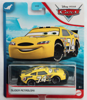 Disney Pixar Cars SLIDER PETROLSKI #74 SIDEWALL SHINE DIECAST 1:55 TOKYO DRIFT
