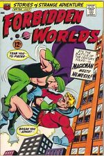 Forbidden Worlds Comic Book #136, ACG 1966 VERY FINE
