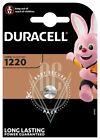 Duracell Knopfzellenbatterie 1220 CR1220 3V, 1er Pack