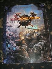 WARHAMMER ONLINE AGE OF RECKONING OFFICIAL GAME GUIDE 2008 334 PAGES